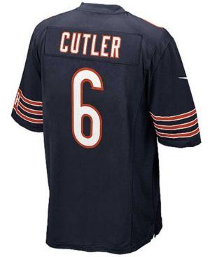 Nike Kids' Jay Cutler Chicago Bears Game Jersey - Blue XL