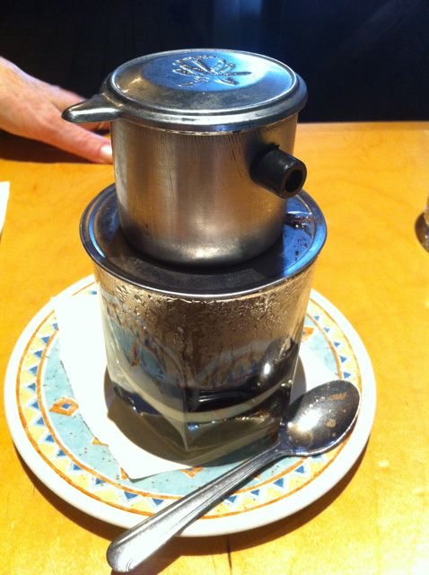 vietnamese coffee filter instructions