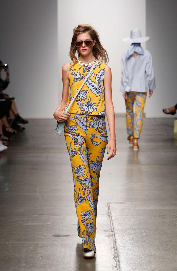 Runway: Karen Walker NYFW 2015 - Fashion and Beauty NZ