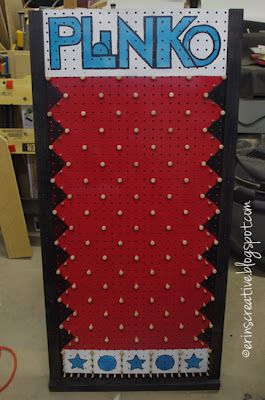 how to play plinko at home