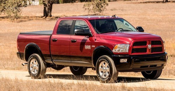 2014 Dodge Ram Heavy Duty Specification