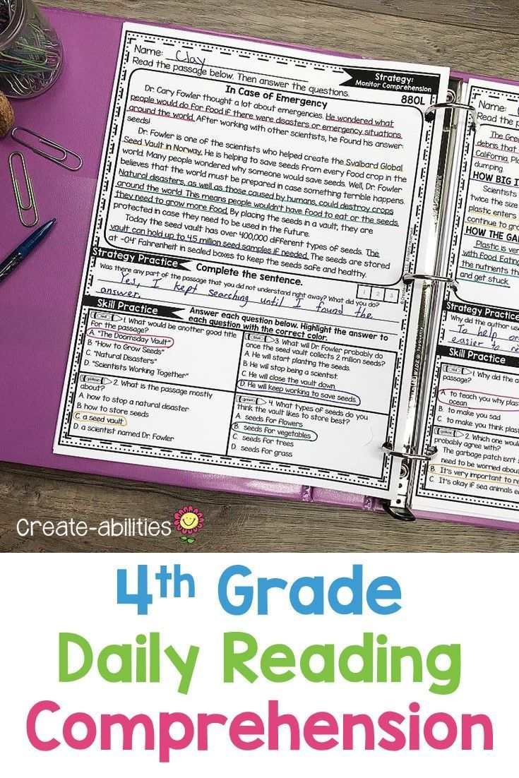 This Reading Comprehension Passages Bundle Is Great For 4th Grade Homeschool Stude Reading Comprehension Passages Comprehension Passage Reading Comprehension [ 1102 x 735 Pixel ]