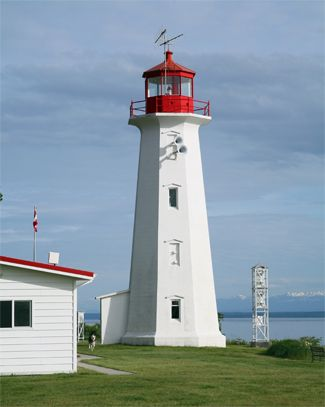 Cape Mudge, Quadra Island, BC Canada