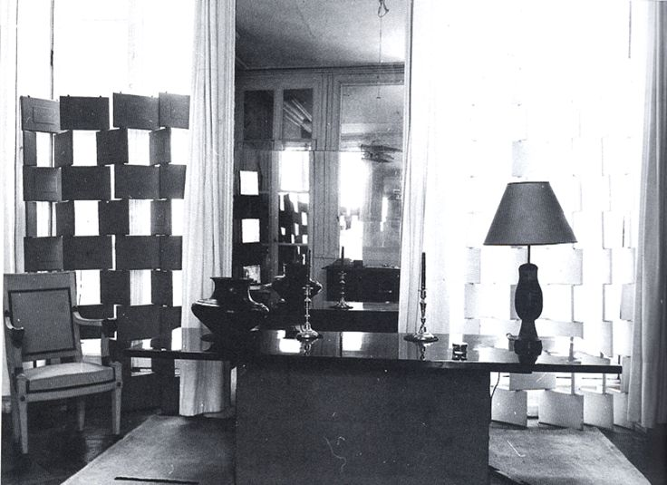 Interior Of Eileen Gray Paris Apartment
