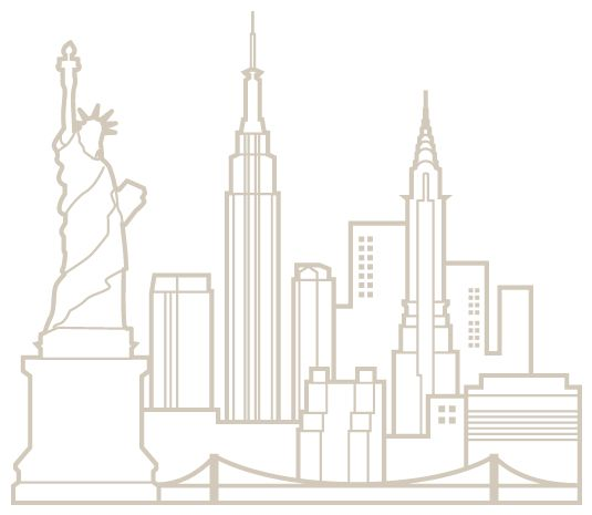 die besten 25 new york skyline silhouette ideen auf pinterest skyline skylines und skyline. Black Bedroom Furniture Sets. Home Design Ideas