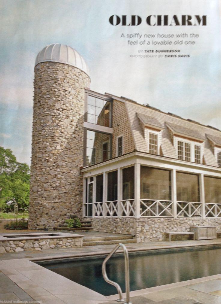 Best 25 Modern Bungalow Exterior Ideas On Pinterest: Modern Barn House Chicago Home And Garden Magazine 2013