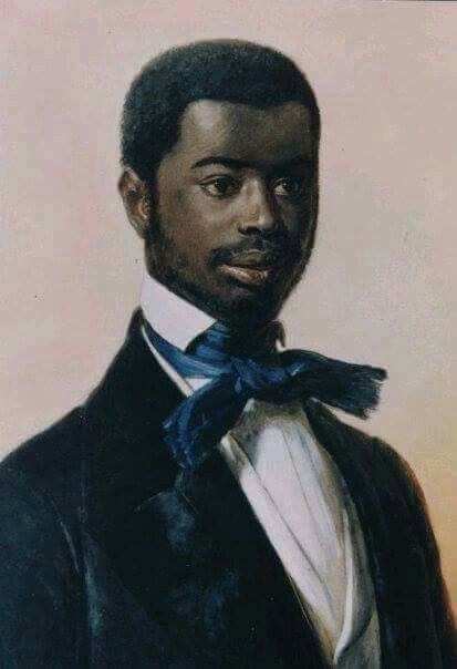 Kwasi Boakye ( 24 April 1827-9 juni 1904) THE FIRST BLACK MINING ENGINEER IN THE WORLD.  He was an African prince of the Ashanti empire, he was the oldest son of Kwaku Dua, king of the Ashanti Kingdom. Together with his cousin Kwame Poku he was sent in 1837 by his king to the Netherlands to receive education, as part of larger negotiations between Ashanti about the recruitment of Ashanti soldiers for the Duth East indies army.