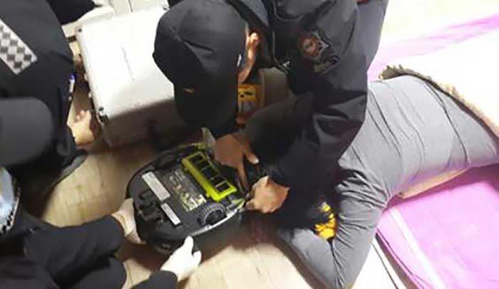 Vakum Robot Menyerang Wanita Di Korea Selatan #robot #serang #wanita http://www.kenapalah.com/vakum-robot-menyerang-wanita-di-korea-selatan/