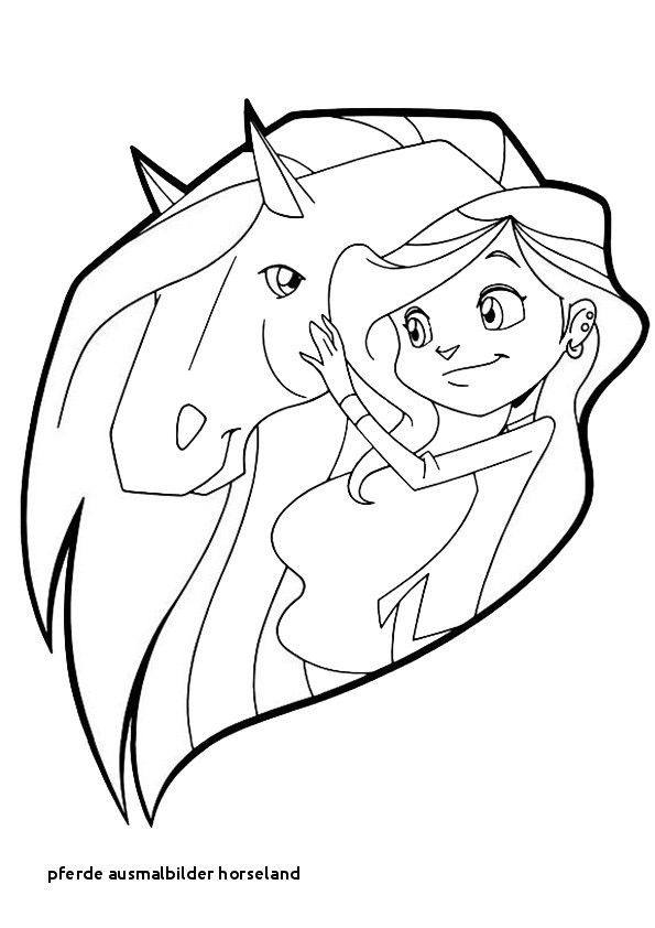 Pin By Darthwolf20 On Horseland Horse Coloring Pages Disney