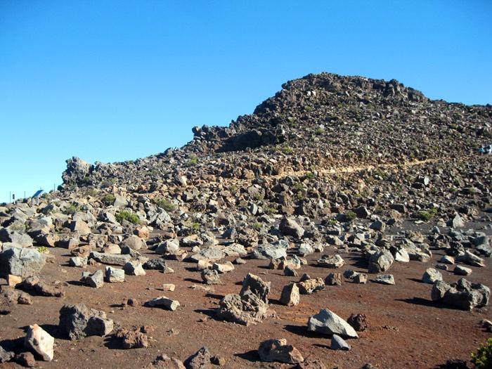 Paisagem vulcânica