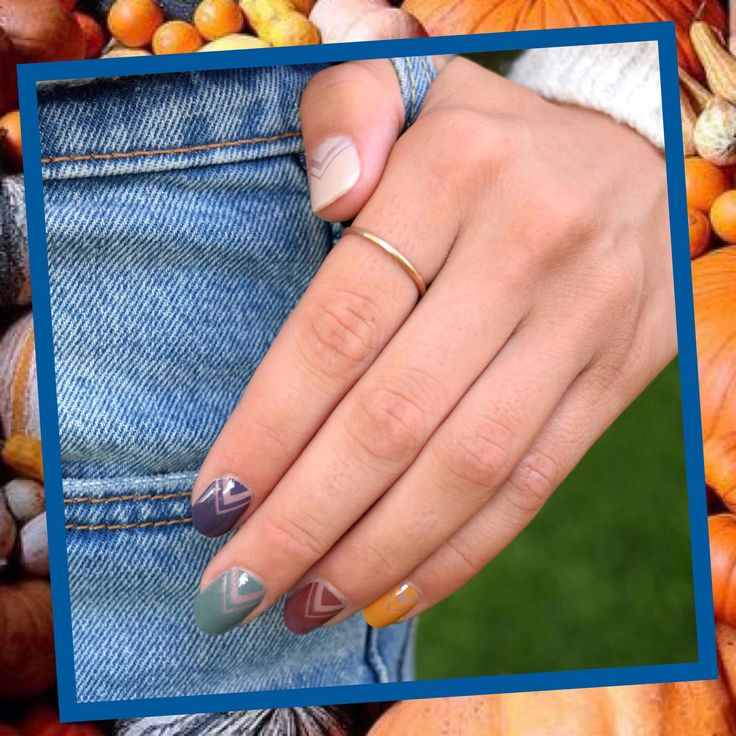 2019 Fall and Halloween Nail Designs by Jamberry #FallMani ...