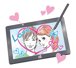 Free Surface (Microsoft) Line Sticker - http://www.line-stickers.com/surface-microsoft/