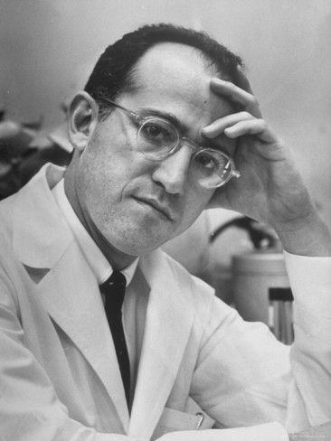 Jonas Salk was not just the inventor of the polio vaccine. He was a great humanitarian.   Visit The Jonas Salk Legacy Foundation for more information.