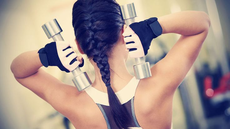Dumbbell exercises aren't just for guys. Women can work out with dumbbells too! Here's what you should know before hitting the gym.