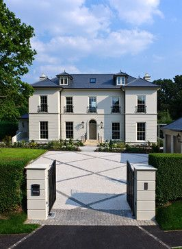 Best Architecture Images On Pinterest Manor Houses Th - Beautiful georgian house in london