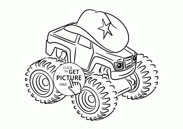 Brilliant Picture Of Monster Trucks Coloring Pages Entitlementtrap Com Monster Truck Coloring Pages Truck Coloring Pages Cartoon Coloring Pages