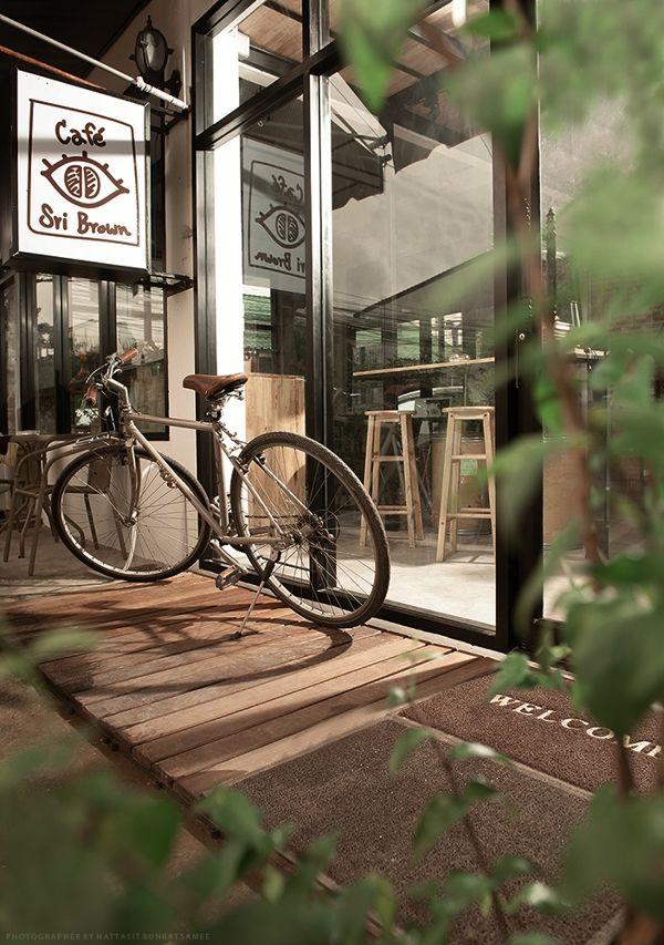 【新提醒】泰国SRI BROWN 咖啡店 (2) - 餐饮空间 - 马蹄网|MT-BBS