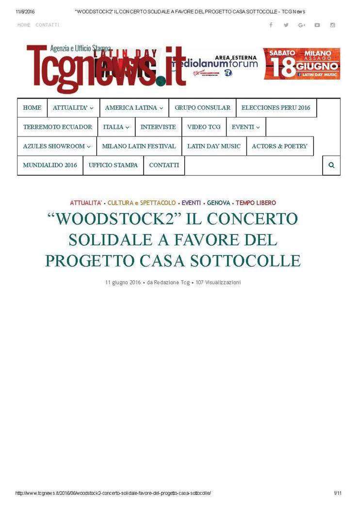 TCG News - 10 Giugno - pag. 1/5