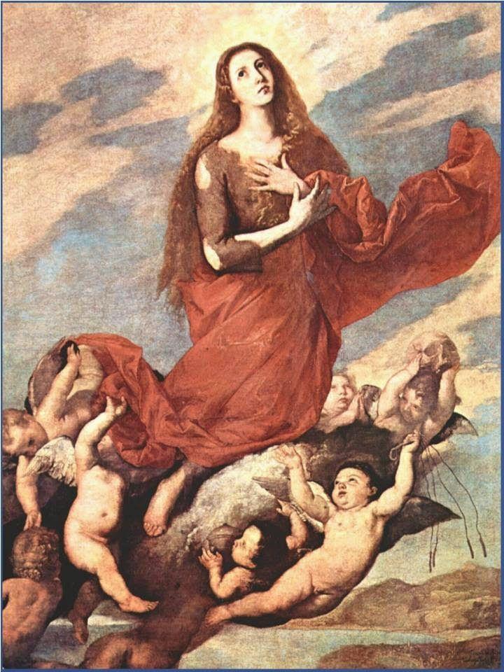 Bienaventurada santa María Magdalena,   amiga y protectora mía,  acudo a ti a solicitar tu inestimable ayuda.    Tú que amaste al Se...