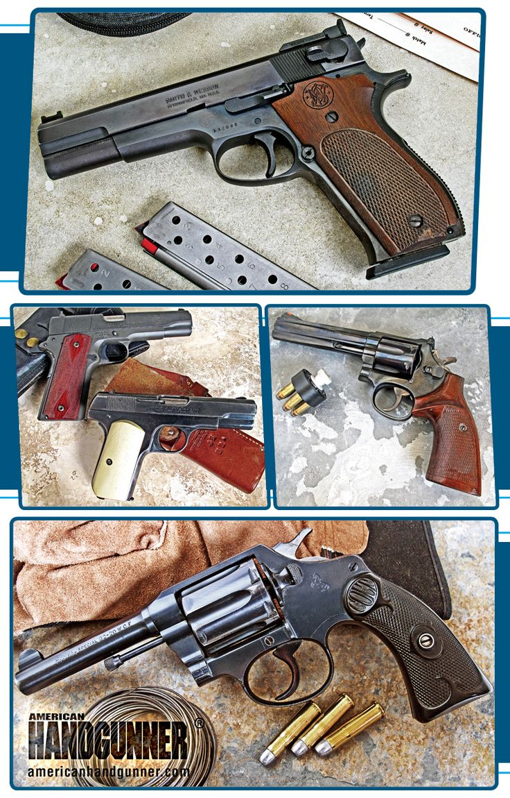 More Ways To Play   By Clayton Walker   Non-Rimfire Fun Guns   Life's too short to shoot anything you don't love, and there's a lot outside of the realm of .22s successfully competing in the areas of being fun, small, easy-to-shoot, versatile and/or affordable.   © American Handgunner 2018
