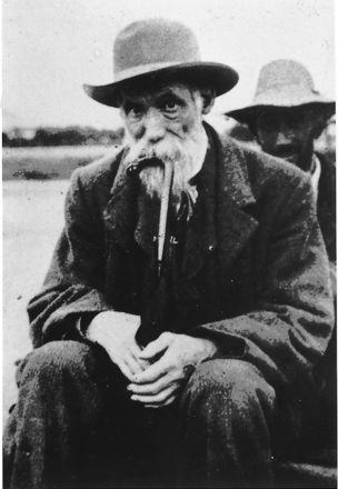 Renoir pendant un voyage en bateau sur la Seine près de Chatou en 1896