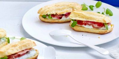 Hartige soesjes met gruyère-soezendeeg | Simply you