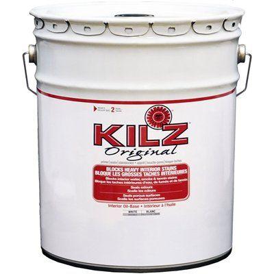 KILZ Original Low VOC Interior Oil Primer