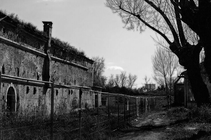 Decay at Forte Marghera in Mestre Venice Italy