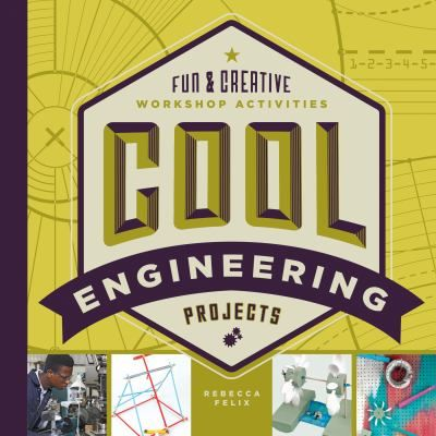 Design, arrange, construct, and experiment with Cool Engineering Projects! Kids can learn how to build a colorful working catapult, assemble a simple-machine maze, and more! Each workshop project includes easy-to-read, step-by-step instructions paired with photographs. Budding craftspeople and engineers will love learning how to use the tools of the trade to make one-of-a-kind creations.