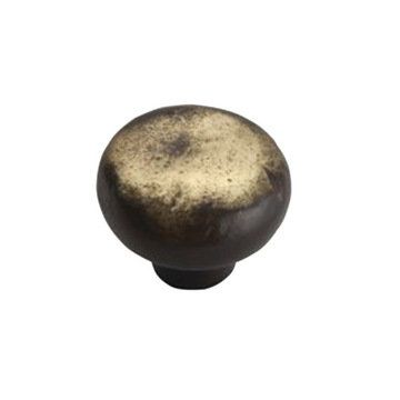 distressed round door knobs in antique bronze light bronze oil rubbed bronze or pewter finish