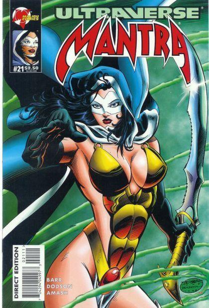 malibu comics | Mantra, Vol. 1 #21 | malibu comics ...
