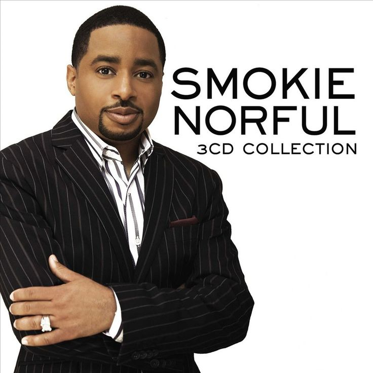 Smokie Norful - 3 CD Collection