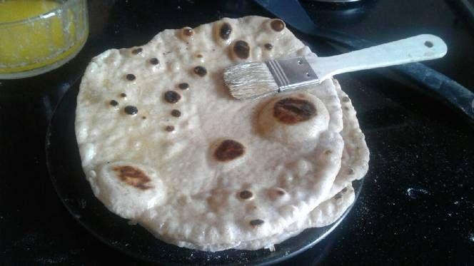 Naan (indiai kenyér)