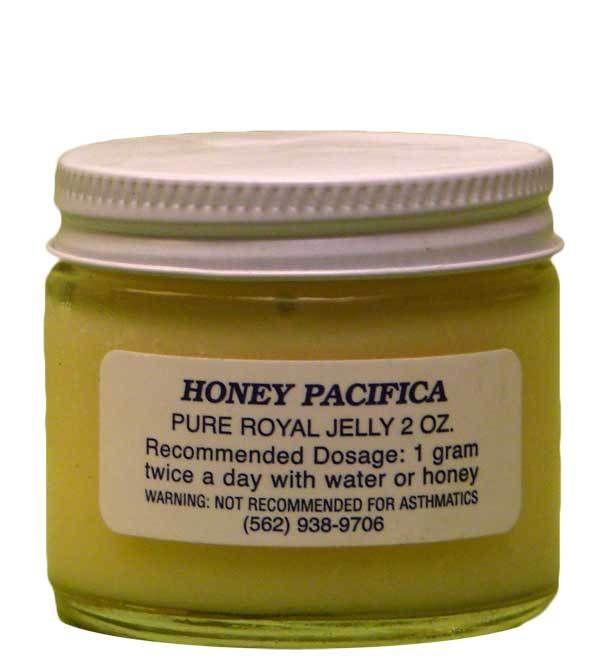 2 oz. Jar | Fresh Royal Jelly