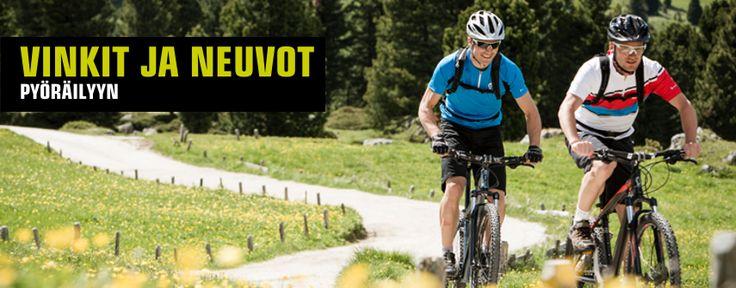 Vinkit ja neuvot pyöräosastolle   XXL