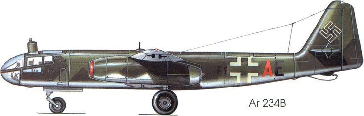 Luftwaffe Arado Ar-234 Blitz 03
