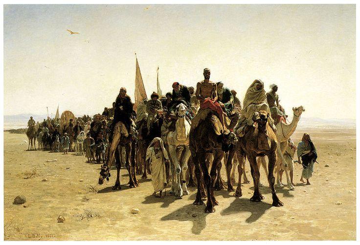 Poster - Orientalische Bilder - Großartige Fine Art Print Motive - Kunstdruck