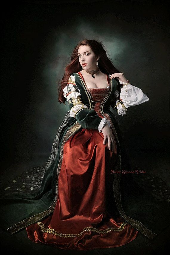 Hey, I found this really awesome Etsy listing at https://www.etsy.com/listing/233120286/borgia-renaissance-dress-renaissance