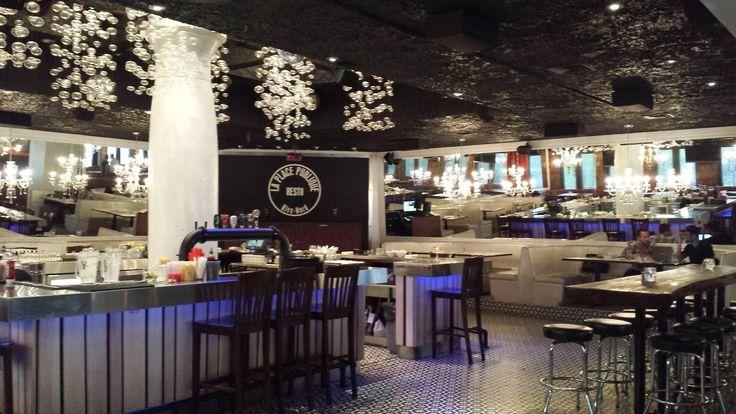 Restaurant La Place Publique