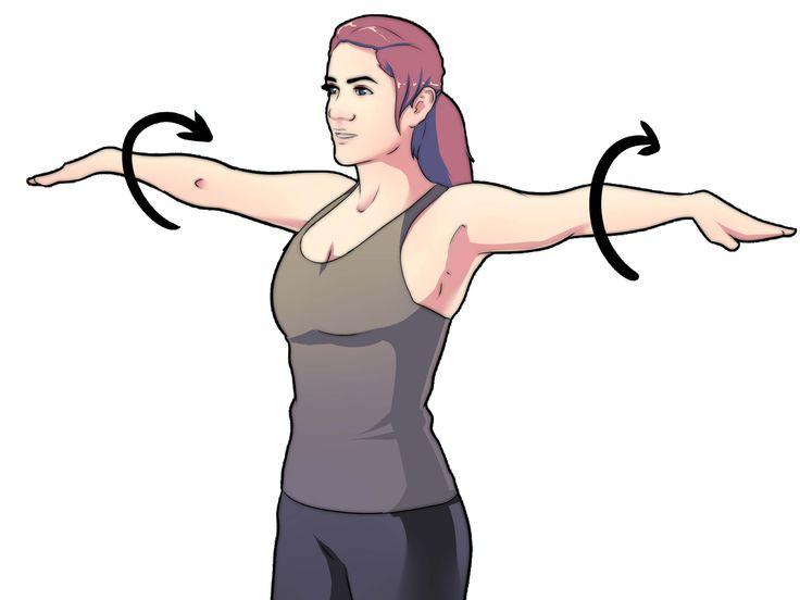 Как подтянуть мышцы рук: упражнения для женщин