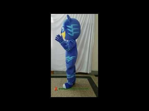 PJ Masks Character Catboy mascot costume for sale