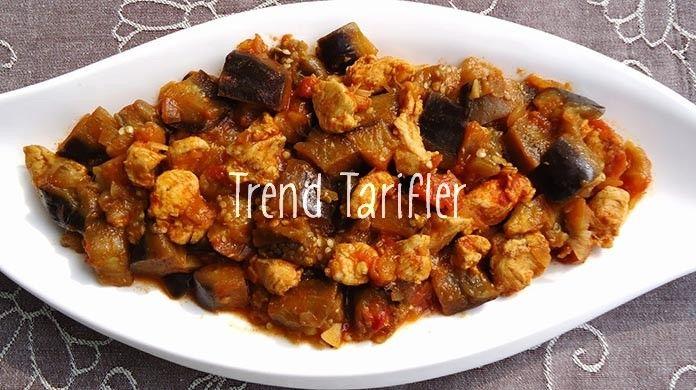 Patlıcanlı Tavuk Sote Tarifi nasıl yapılır? Patlıcanlı Tavuk Sote Tarifi nasıl yapılır ? Kolay tavuklu sote gibi kafanızdaki tüm sorunların cevabı burada.