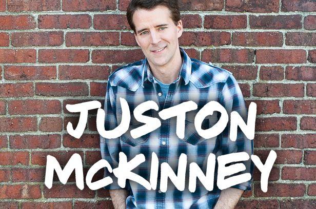 Juston McKinney - Saturday, November 9 - Citi Performing Arts Center Shubert Theatre - Boston, MA