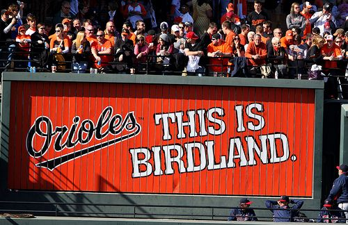 Orioles...A team that Maryland can really be proud of!!