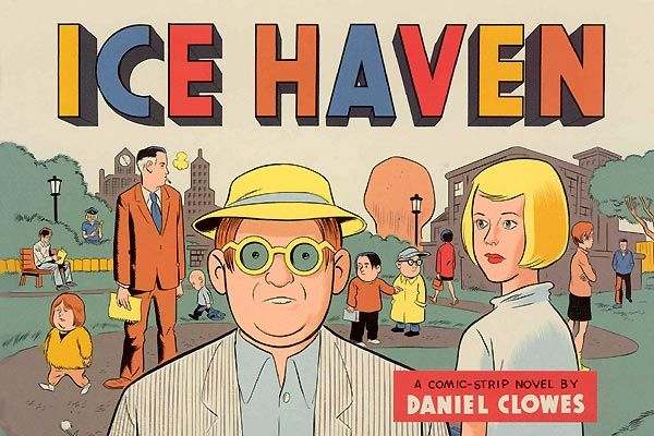 BBC - Collective - Gallery - Ice Haven by Daniel Clowes