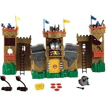 Imaginext Eagle Talon Castle - English Edition