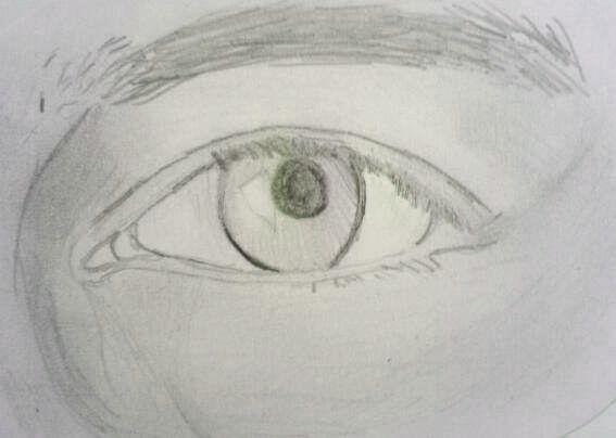 May 2014  Drew my eye