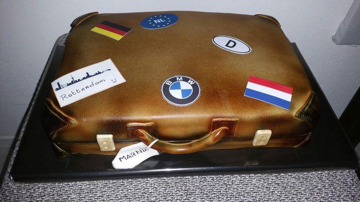 Koffertaart