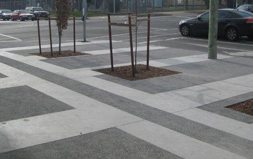 How to make plain concrete look amazing! Multiblast Sandblasting ph 0412 251 022
