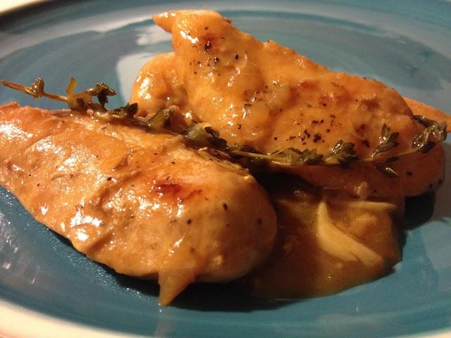 Pollo borracho - Una de las recetas de pollo que más me ha gustado ultimamente.